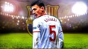 Mercato : Le défenseur français Lenglet signe au Barça