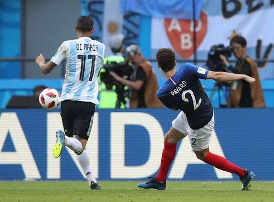 La demi-volée de Pavard élue plus beau but de la Coupe du monde 2018