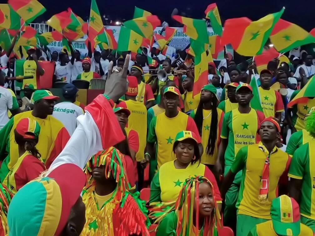 L'inauguration de Dakar Aréna en image