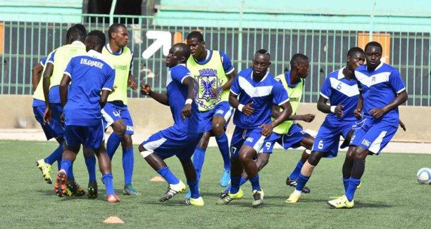 Ligue 1 sénégalaise : l'US Gorée est prête pour attaquer la nouvelle saison