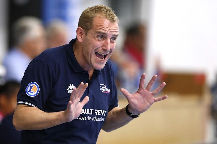 """Sport221 Meilleur entraîneur 2018/Fred Bougeant : le """"Passionné"""""""