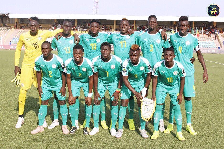 CAN U20 Niger 2019 :  Sénégal  (5-1) Bukina Faso (fini )