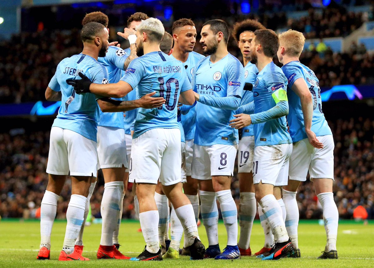 Ligue des champions : Man City (7-0) Schalke