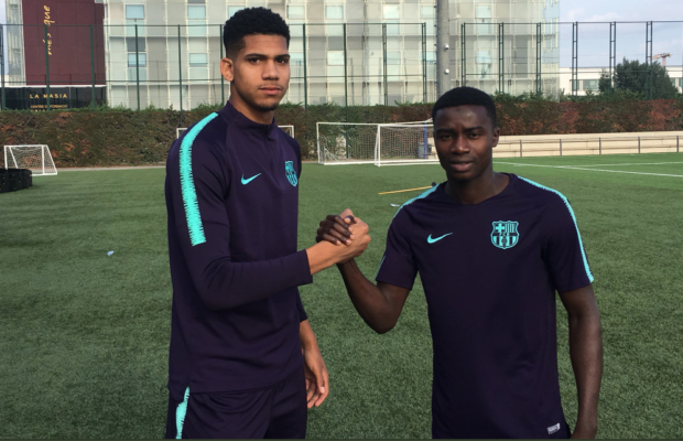 Barcelone : match contre Lyon, Moussa Wague n'est pas convoqué
