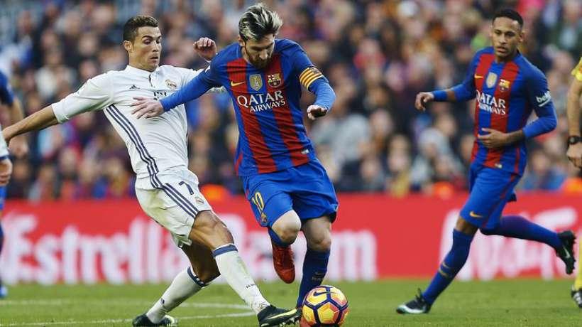 L.D.C : Lyon prend une fessée, Messi réplique au triplé de CR7