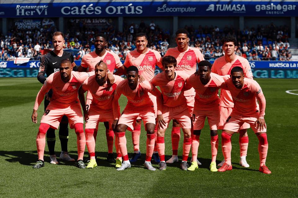 Moussa Wagué : « C'était un défi difficile, mais il a fait un bon match »
