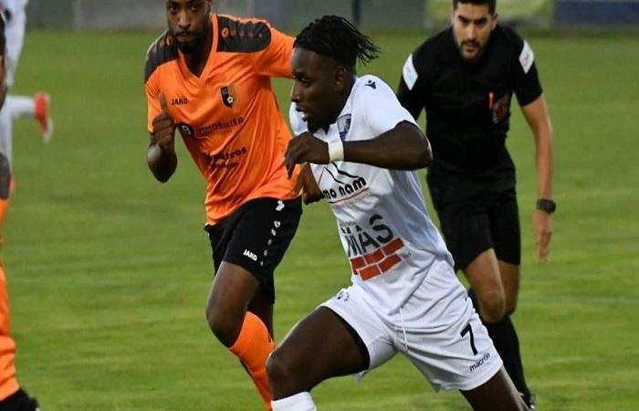 Entretien avec El Hadj Fine Bop : le meilleur buteur de son club cette saison