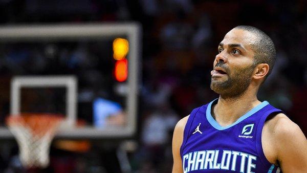 Tony Parker « Mon fils s'en fout complètement du basket »