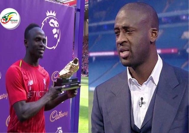 Yaya Touré : « Je ne le cache pas. Sadio Mané est mon préféré »