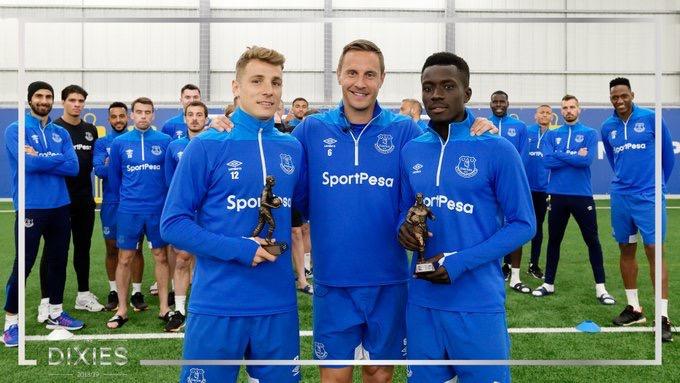 Everton : Idrissa Gana Gueye élu meilleur joueur de la saison
