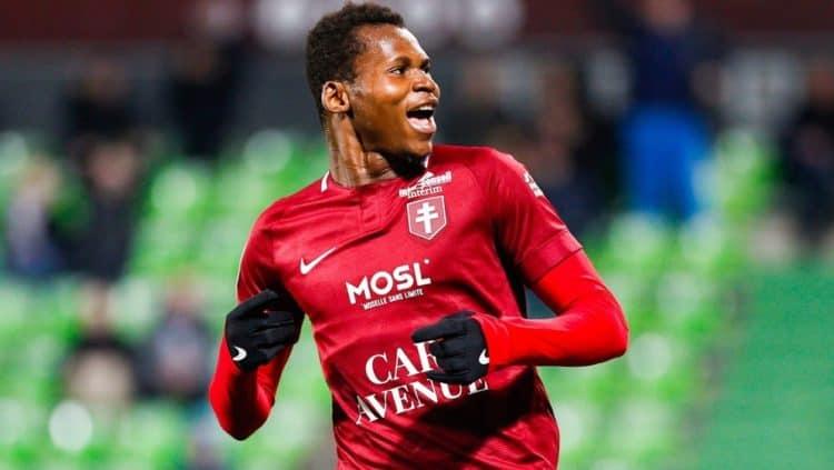 Ligue 2 : Habib Diallo rate le titre de meilleur buteur, malgré son but face à Brest