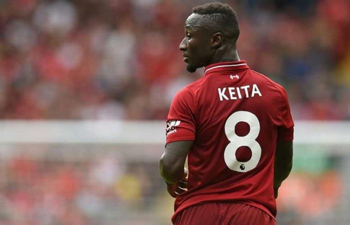 Naby Keita enfin de retour avec la Guinée pour préparer la CAN