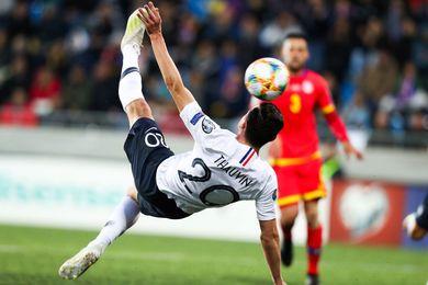 Eliminatoire Euro 2020 : la France se reprend devant Andorre (4-0)