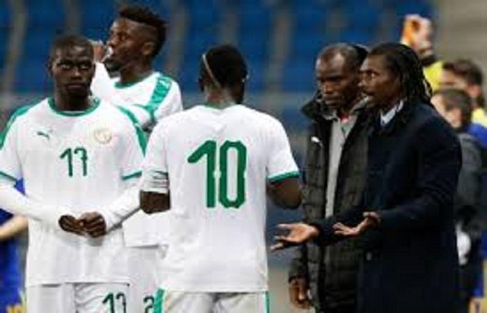 Aliou Cissé évoque le joueur qui va prendre la place de Sadio Mané