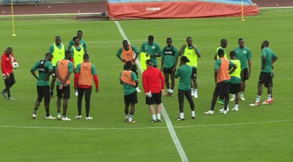 CAN 2019 : Après la qualification, les lions reprennent les entraînements ce jeudi