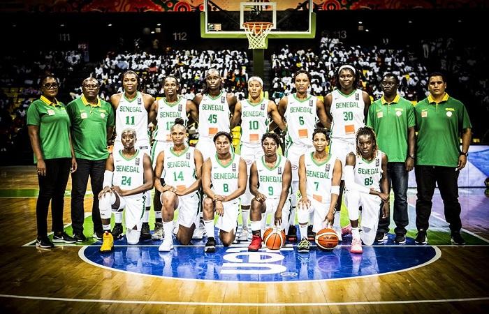 Afrobasket féminin : le Sénégal bat la Côte d'Ivoire (77-36) , les Lionnes donnent le  « ndeweneul » aux supporters