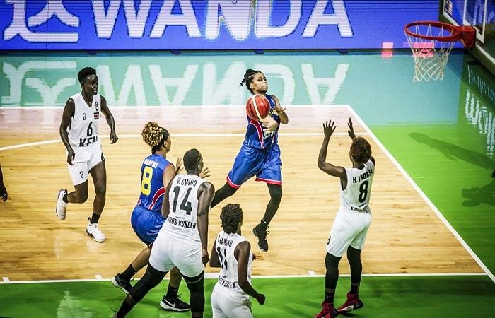 Afrobasket féminin : Le Cap-Vert se défait du Kenya (64-57)