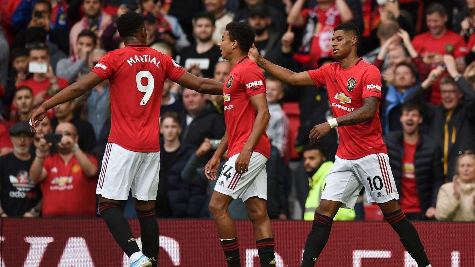 Manchester United lamine Chelsea (4-0)