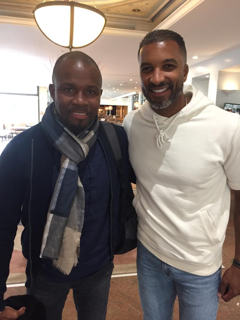 Préparation Brésil-Sénégal : Habib Beye et Omar Daf ont rendu visite aux Lions