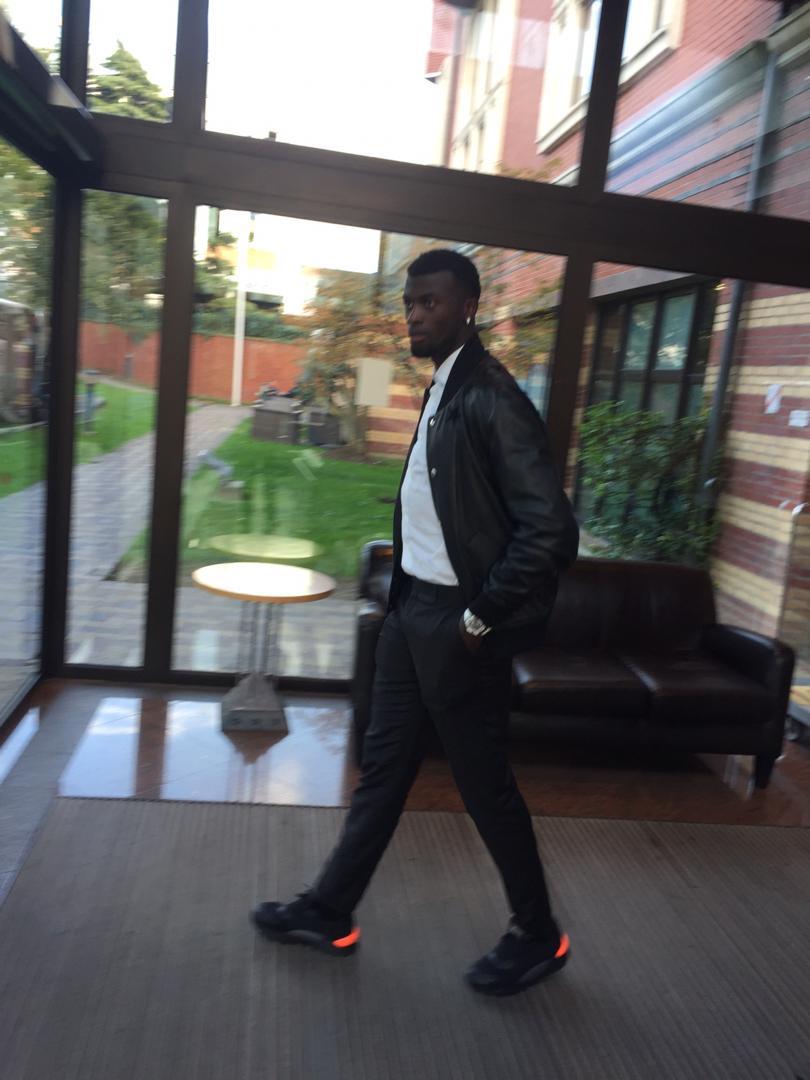 Sénégal-Brésil/ Exclusif: Les Lions quittent Paris sans Mbaye Niang
