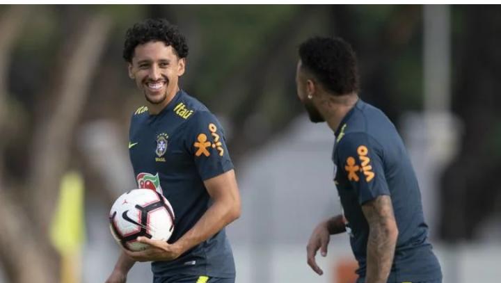 Amical face Brésil: Marquinhos sur le Sénégal: « C'est un adversaire avec beaucoup d'intensité… »