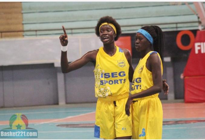 Coupe du Sénégal (dames) : Demi-finales DUC/ASCVD et SLBC/ISEG ce mercredi