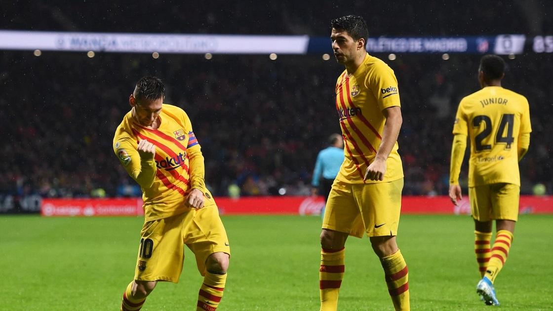 Liga : Messi sauve le Barça et le hisse au sommet