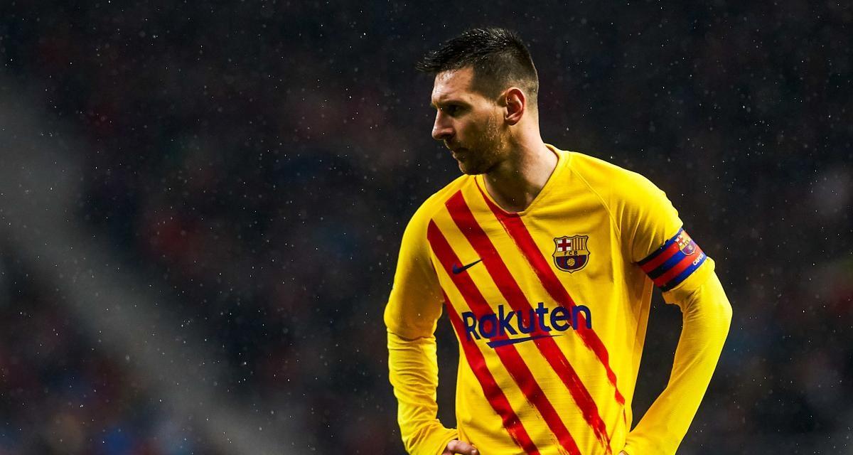 Buteur face à l'Athlético Madrid : Messi a marqué dans tous les stades de Liga