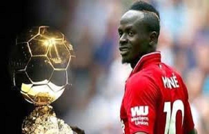 Sadio Mané aurait décidé de boycotter la cérémonie du ballon d'Or (Infosport)