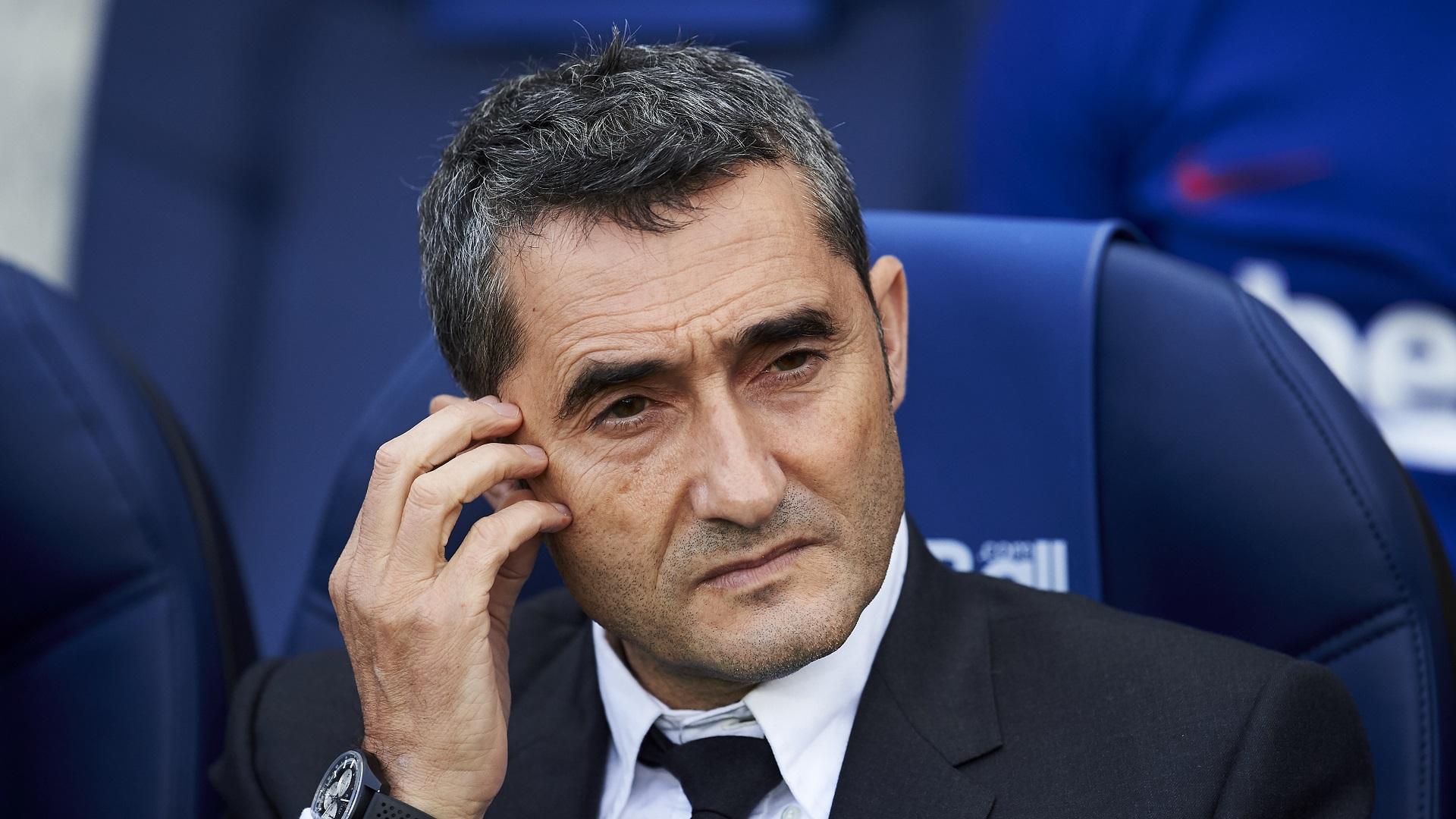 Barça : Valverde pourrait être viré ce lundi