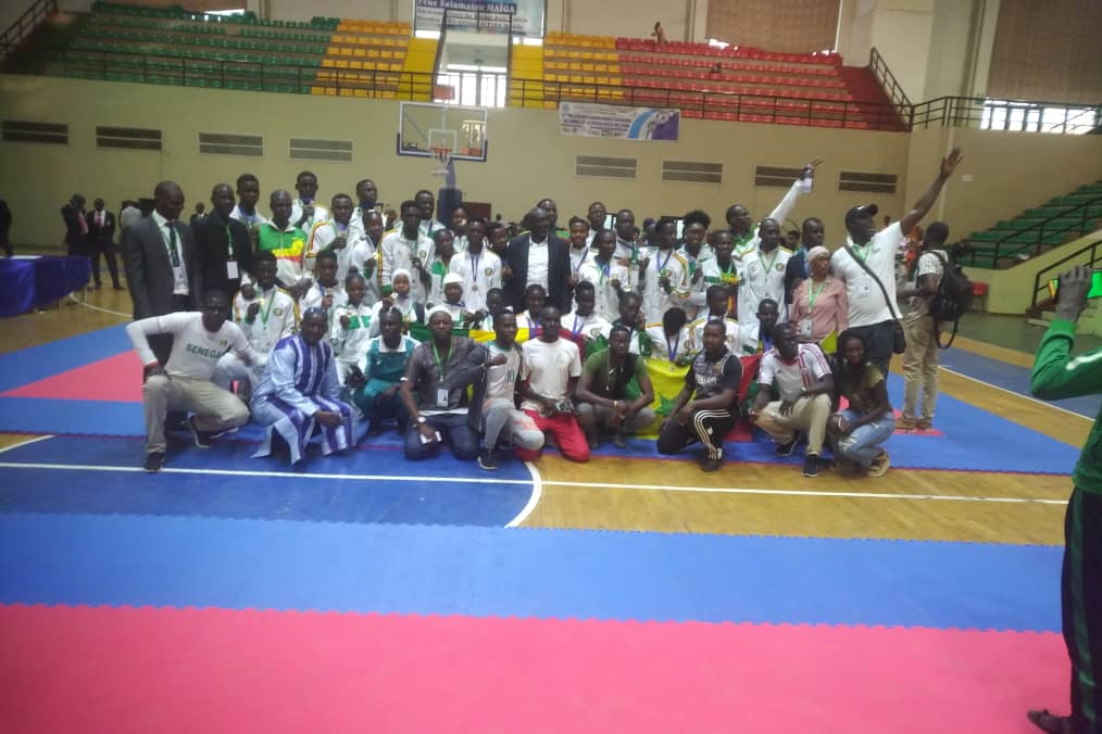 Karaté Championnat d'Afrique zone Ouest : Le Sénégal confirme sa suprématie
