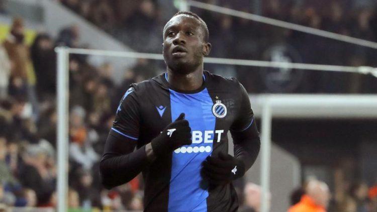 Bruges FC: Mbaye Diagne est de retour auprès de Krepin Diatta