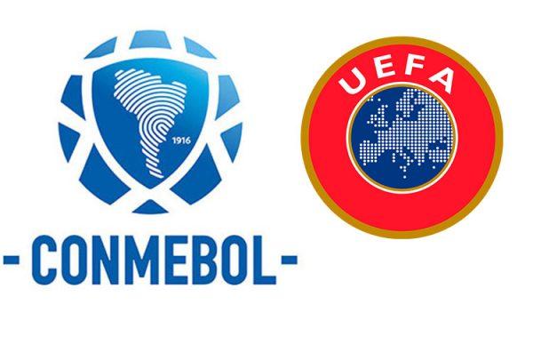 Un accord entre l'UEFA et la Conmebol contre la FIFA