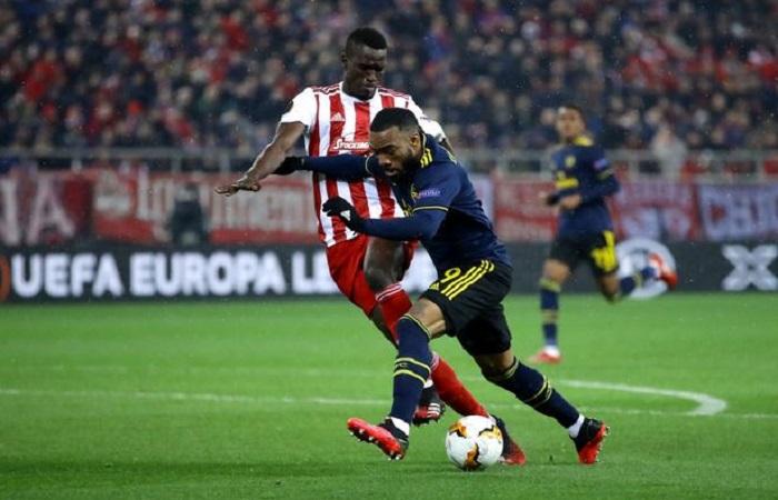 Ligue Europa : Ousseynou Ba homme du match côté Olympiacos, selon ...