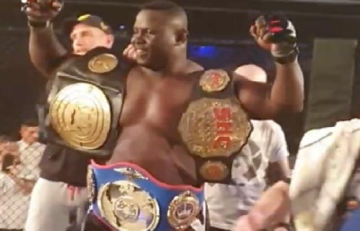 VIDEO-MMA : Daniel Podmore KO par Bombardier dès le premier round