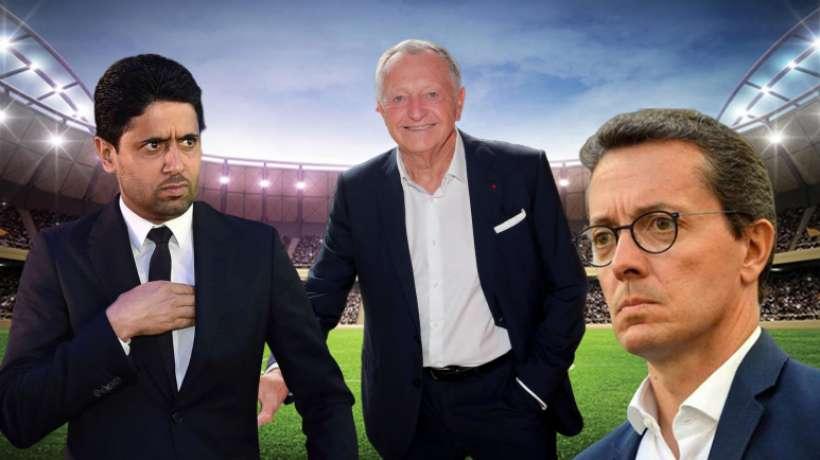 France : Tentative de coup d'État en Ligue 1 !