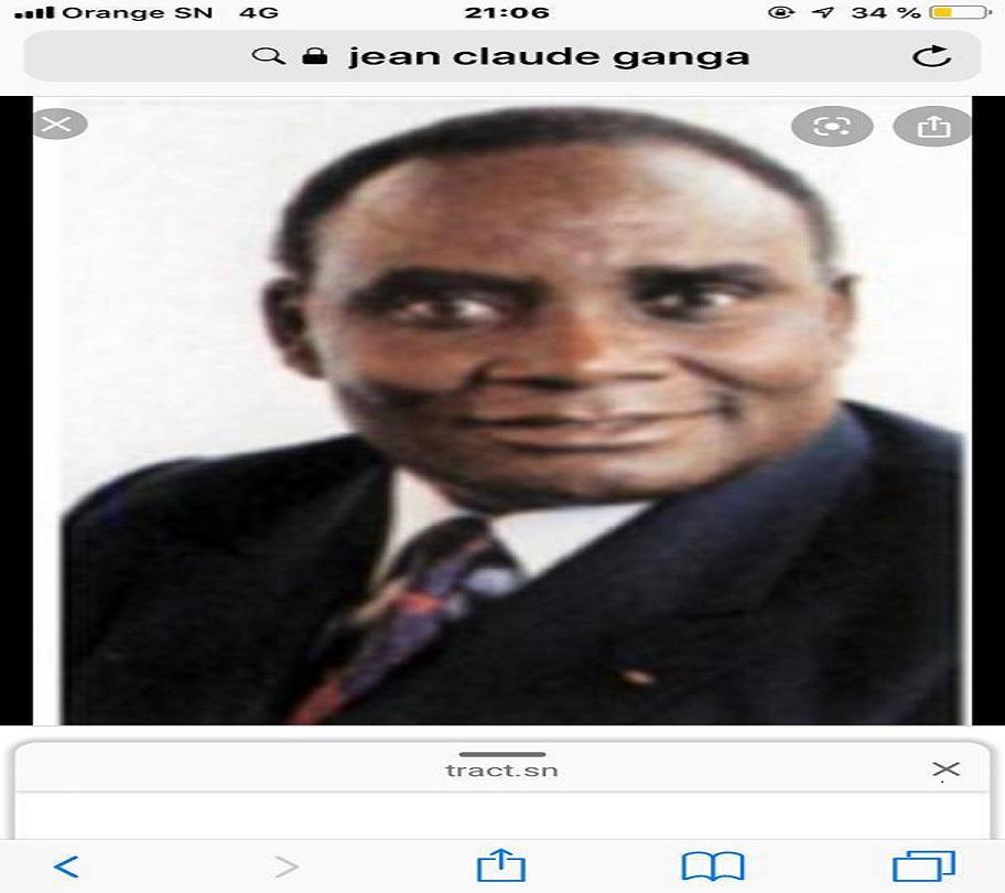 Le Mouvement Olympique Africain en deuil : Jean Claude Ganga n'est plus