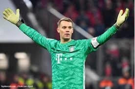 Bayern Munich : Neuer prolonge jusqu'en 2023