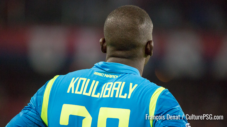 Mercato : Jugé trop cher, Kalidou Koulibaly ne rejoindra pas le PSG