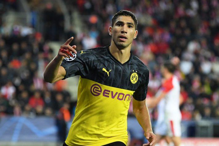 Dortmund : Achraf Hakimi plus que jamais proche d'un retour au Real