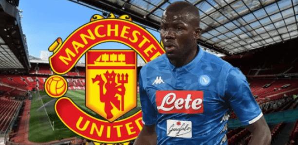 Naples : Manchester United fait mise 80 millions pour s'offrir Koulibaly
