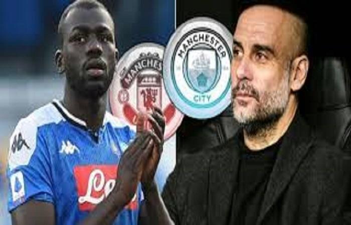 Naples : Koulibaly, priorité Pep Guardiola à Manchester City ?