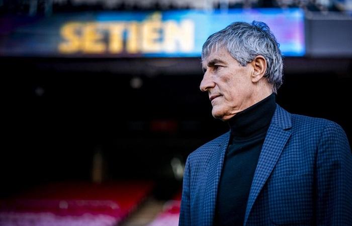 FC Barcelone : Quique Setién devrait partir à la fin de la saison