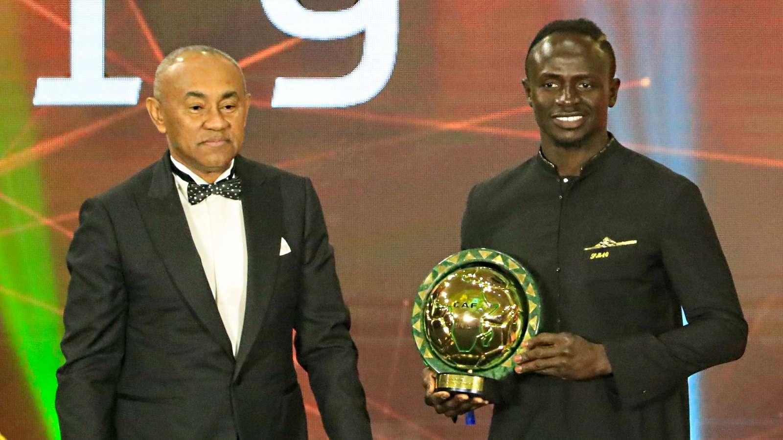 CAF Awards 2020 annulée : Pas de successeur pour Sadio Mané