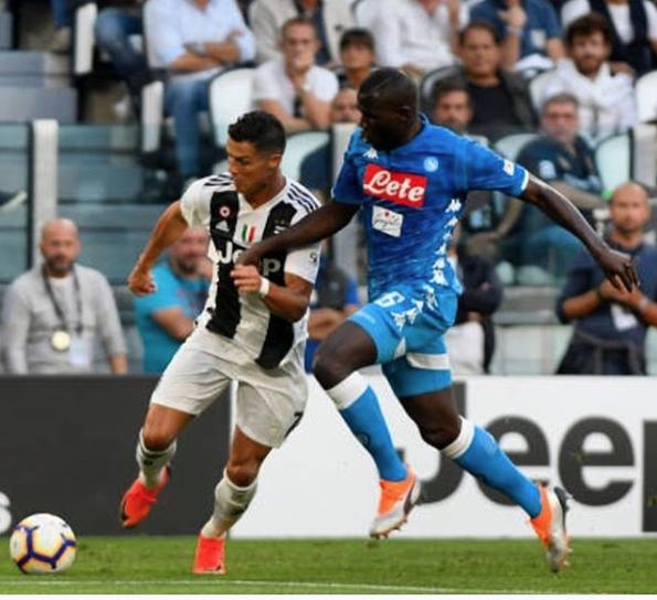 Juventus : Ronaldo recommande Koulibaly