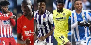Liga 2019/20 : Ces joueurs africains qui ont brillé