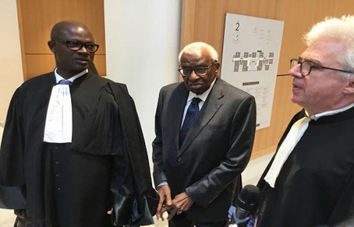 Justice : L'AAAAS réitère son soutien à Lamine Diack