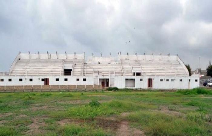 Rufisque : le stade Ngalandou Diouf dans un état de délabrement avancé