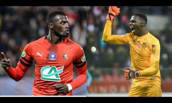 Rennes : Mbaye Niang et Mendy retrouvent le groupe aujourd'hui