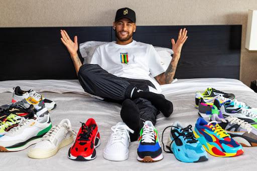 Neymar signe avec PUMA le plus gros contrat sportif de l'histoire